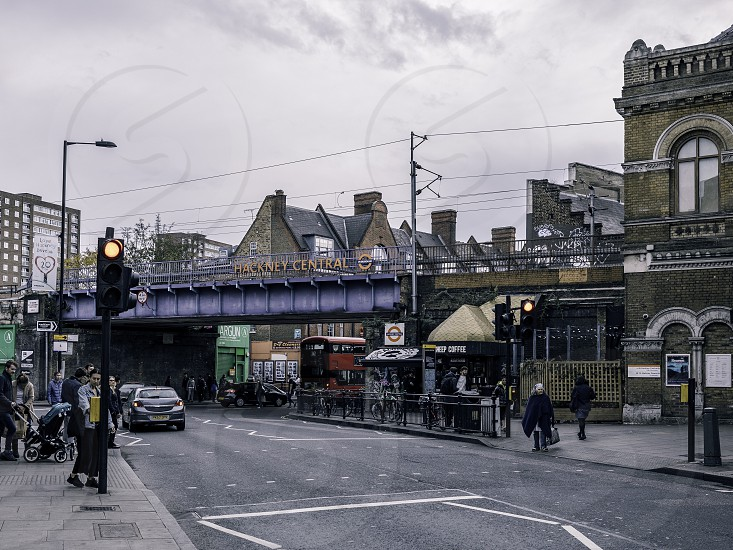 Hackney photo