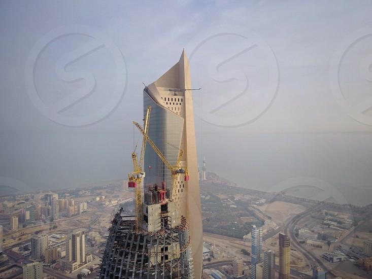 Alhamra Tower - Kuwait City photo