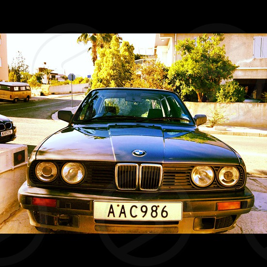 Angel Eyes 90's BMW 3 series  photo