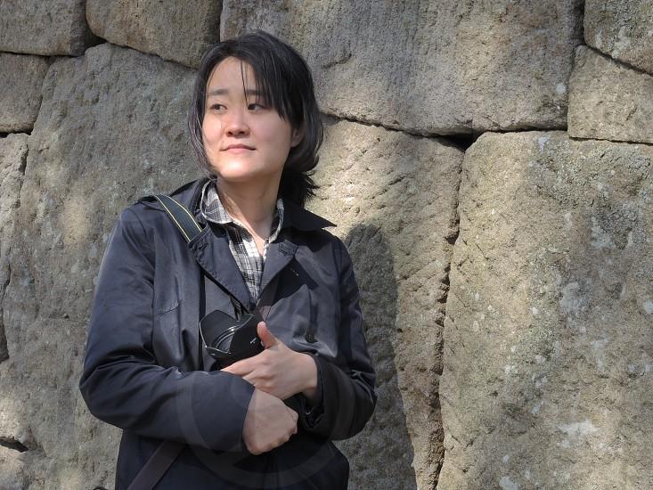 a photographer(Japanese) photo