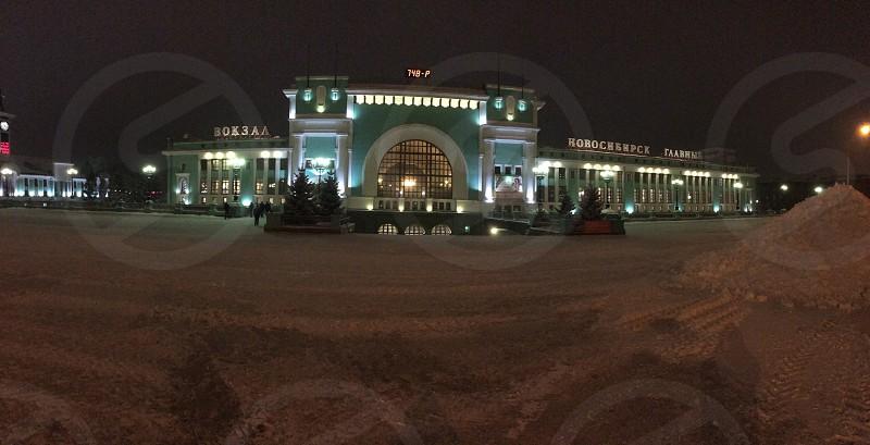 Вокзал photo