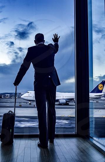 Missed flight photo