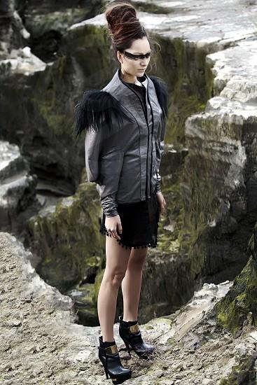 Photo for fashion magazine  photo