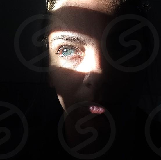 person's face photo