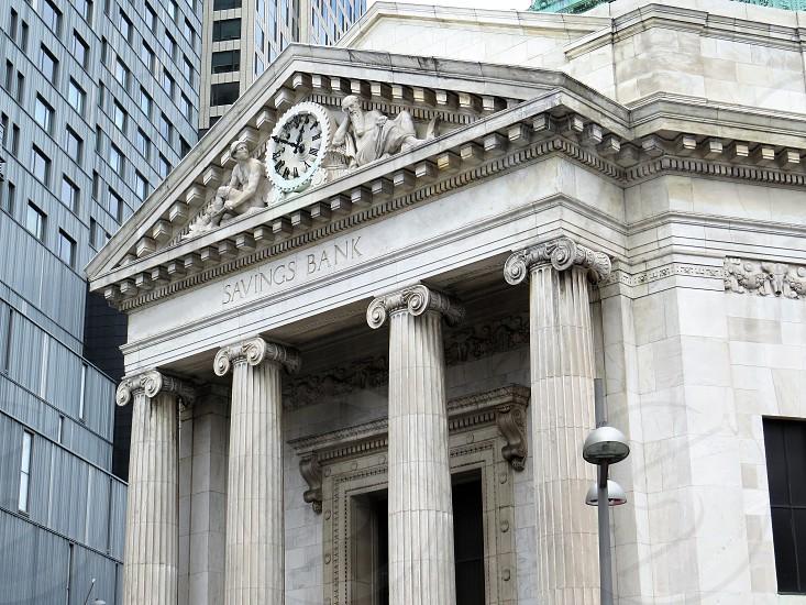 Banking &  Finance - Savings Bank photo