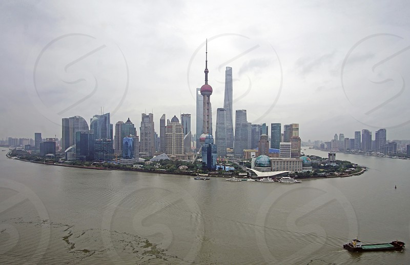 Shanghai Tower - Pudong Shanghai photo