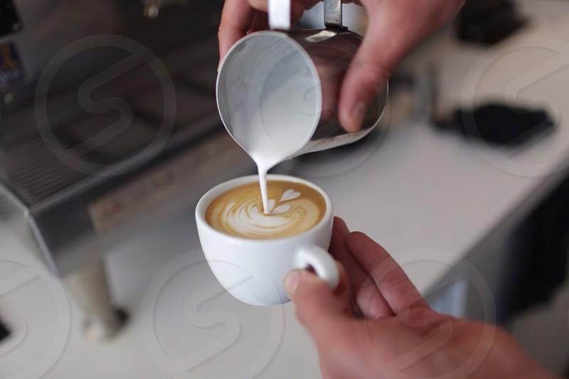 espresso mug photo