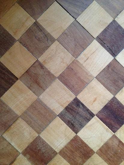 Chess patterns photo