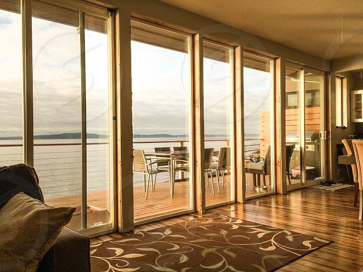 Luxury room ocean view photo