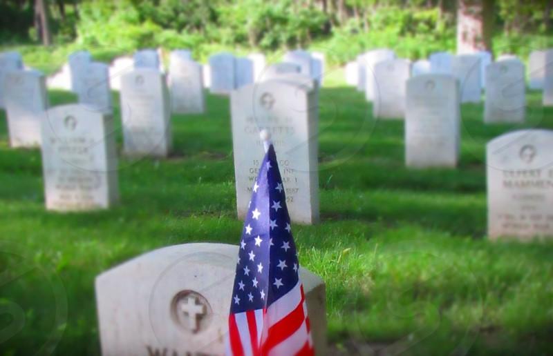 Veterans Cemetery photo