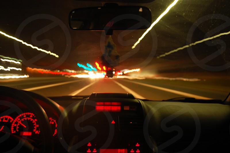 Hyper speed photo
