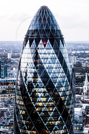 Gherkin London  photo