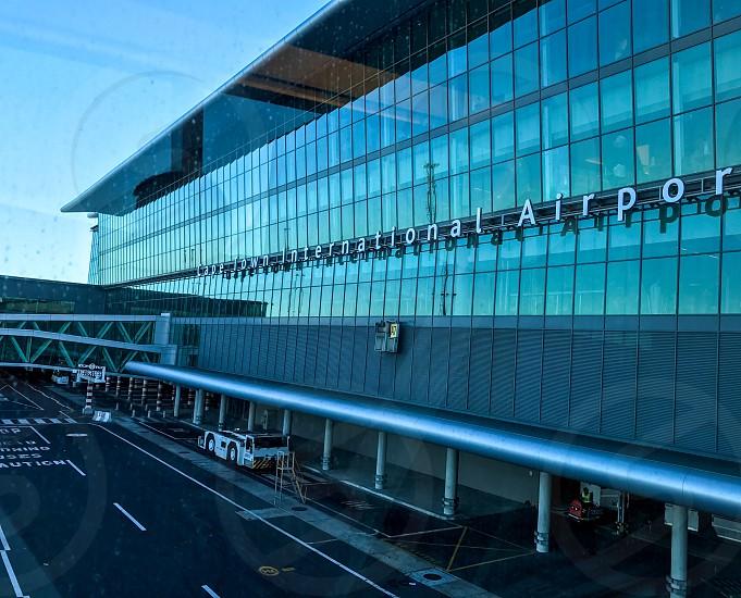 Airport Cape Town  architecture  facade exterior photo