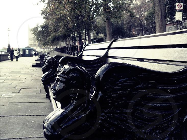 Bench London photo