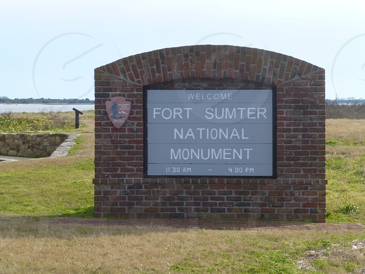 Fort Sumter photo