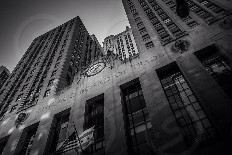 chicago board of trade  photo
