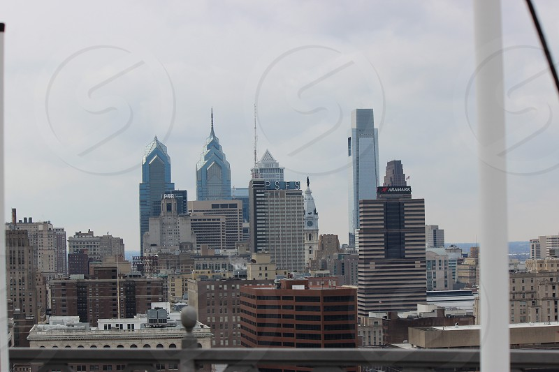 Philadelphia Skyline photo