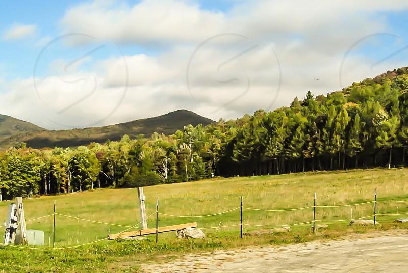Mountains upstate NY state montauk mountain  photo