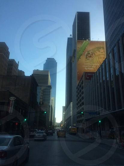 Downtown Dallas. photo