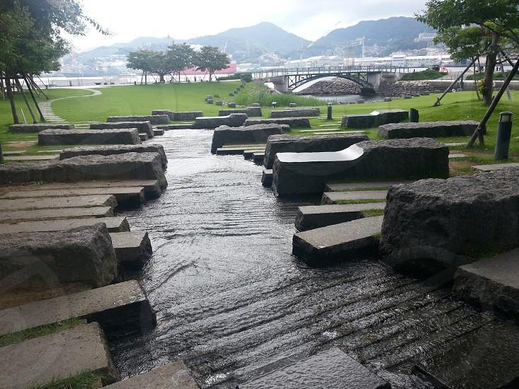 Nagasaki park Japan photo