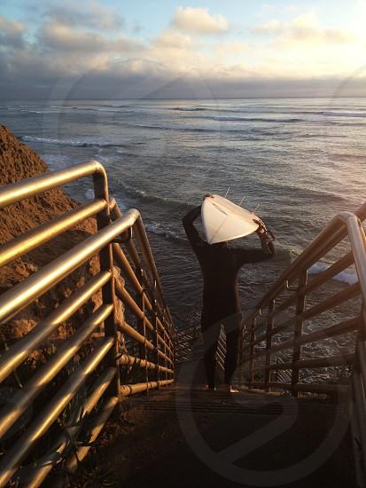 Sunset Cliffs/San Diego California photo