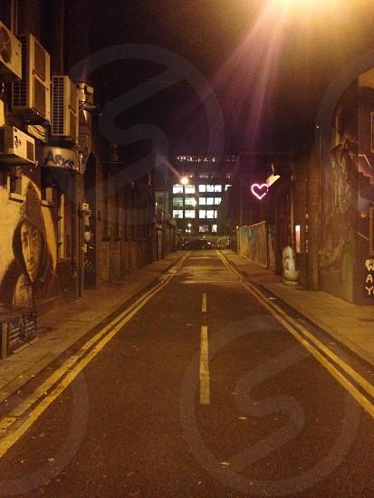 London street  photo