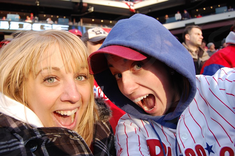 Philadelphia Phillies fans photo
