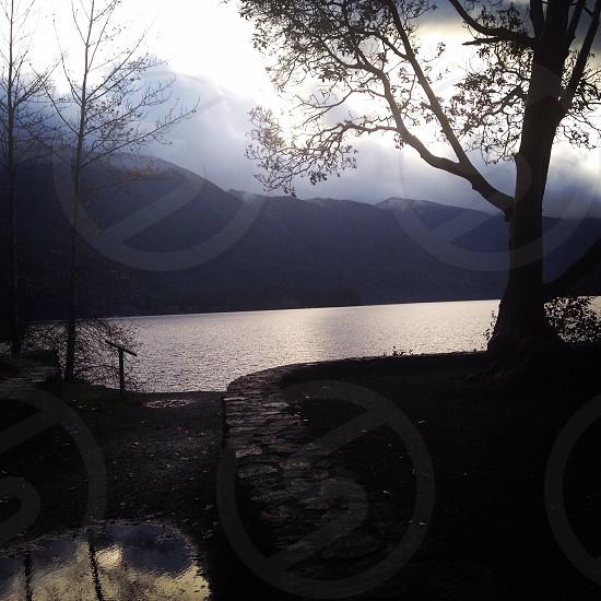 Lake Crescent  photo