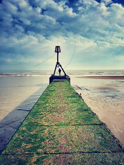 Bridlington South beach  photo
