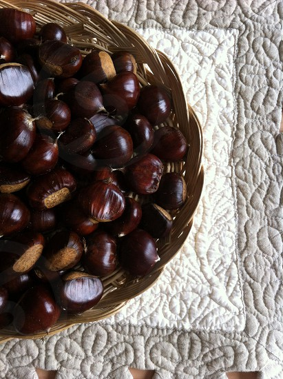 black fruits photo