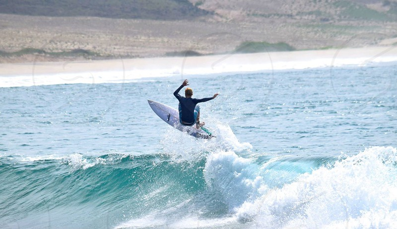 Surfer mexico bamba pacific ocean surfing the wave hertz travel mexico surf mexico surf trip road trip photo