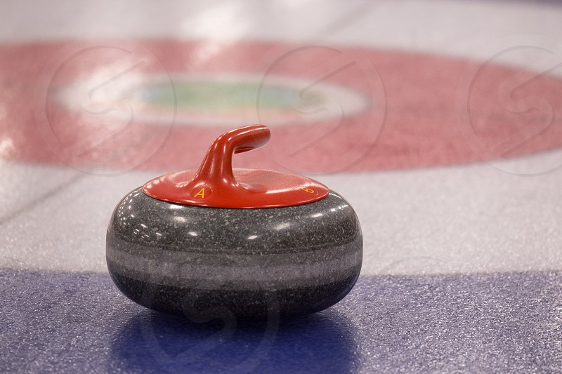curling sport winter sport winter olympics olympic sport curling stone stone granite stone ice photo