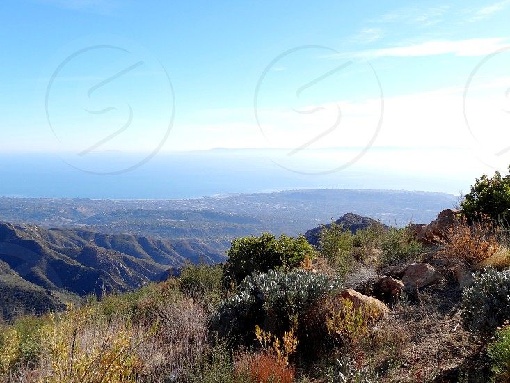Santa Barbara Canyon photo