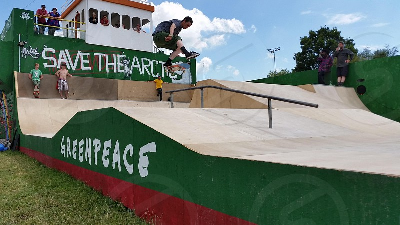 Skate. photo
