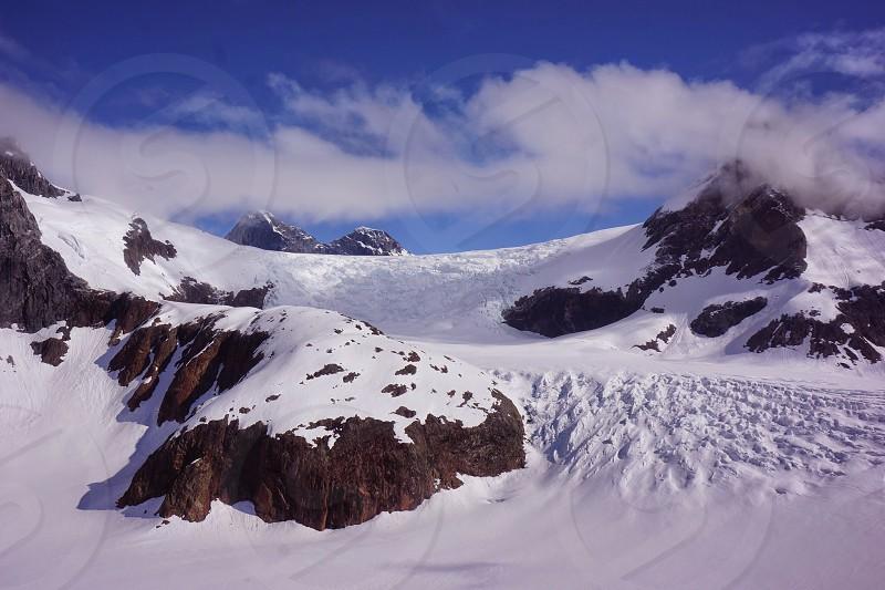 alpine mountain photo