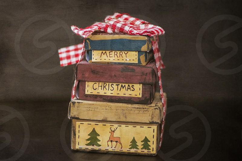 Gift Christmas photo