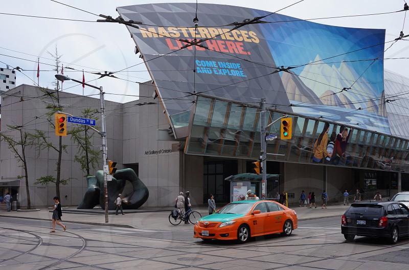 Art Gallery of Ontario - Toronto Canada photo