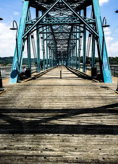 Chattanooga bridge Tennessee  photo