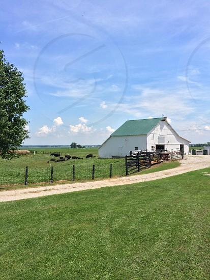 Indiana farm photo