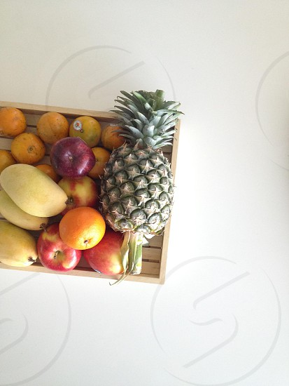 pineapple fruit photo