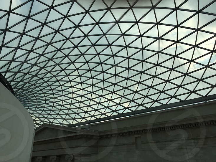 British Museum when you look up  photo
