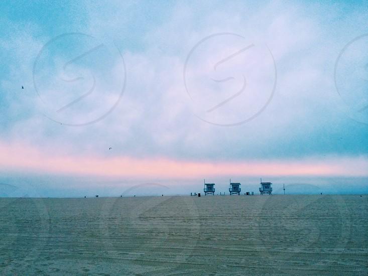 Cloudy sky. photo
