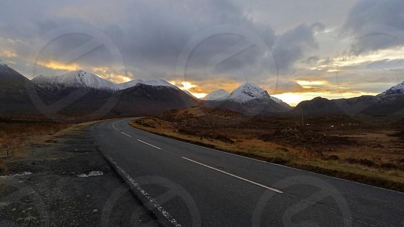 Isle of Skye Scotland. photo
