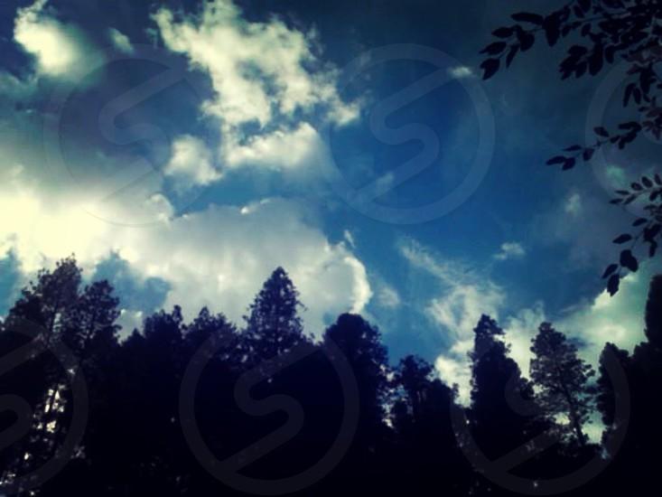 Clouds 💨💨 photo