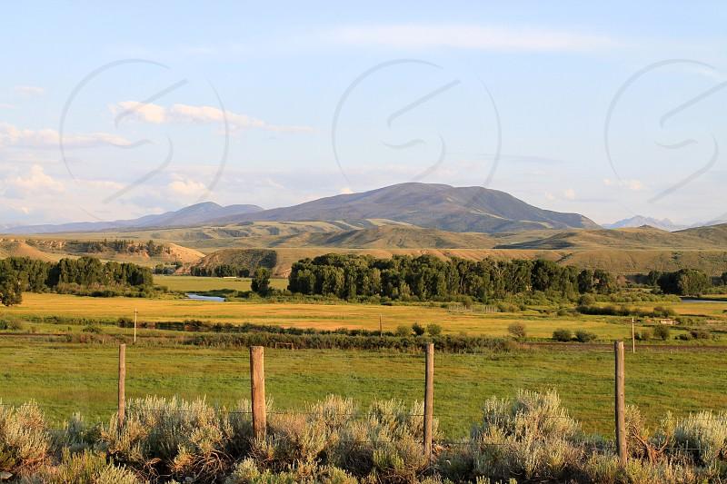 Colorado landscape. photo