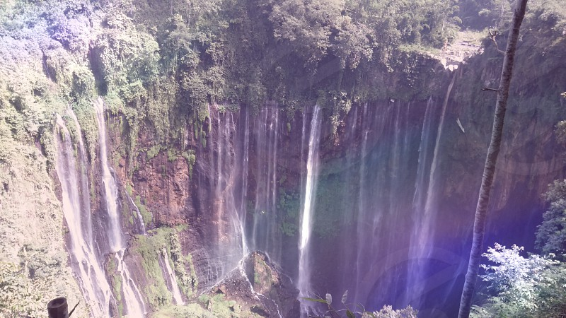Tumpak Sewu - Lumajang  east java photo