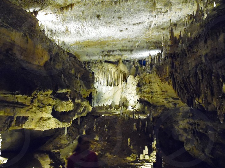 Meringo Cave in Southern Indiana photo