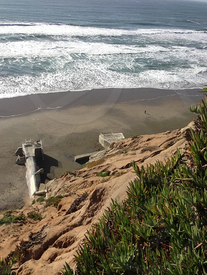 North cal coast line photo