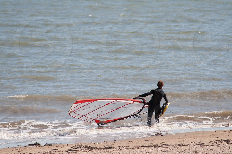 Wind Surfer photo