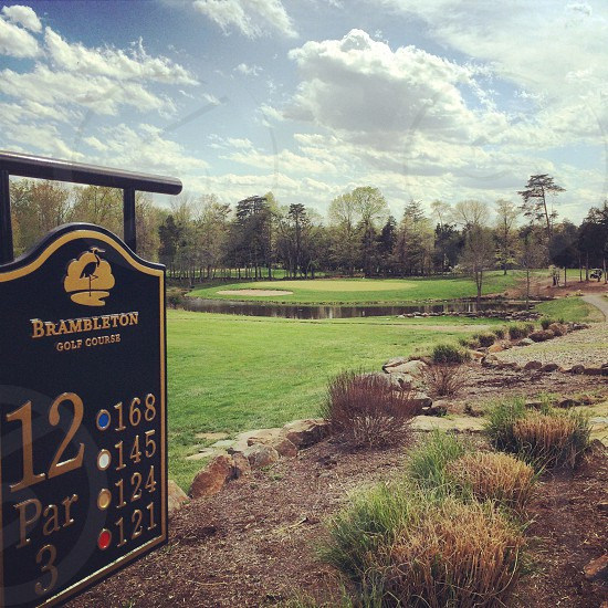 Brambleton Golf Course #12 photo